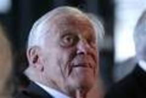 Washington Post editor Ben Bradlee dies at 93