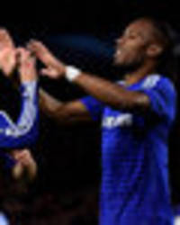 REVEALED: Why Chelsea's Eden Hazard allowed Didier Drogba to take penalty against Maribor