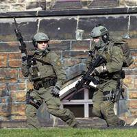 Lockdown as Soldier Shot Near Canadian Parliament