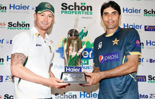 1st Test: Australia, Pakistan ready for spin challenge